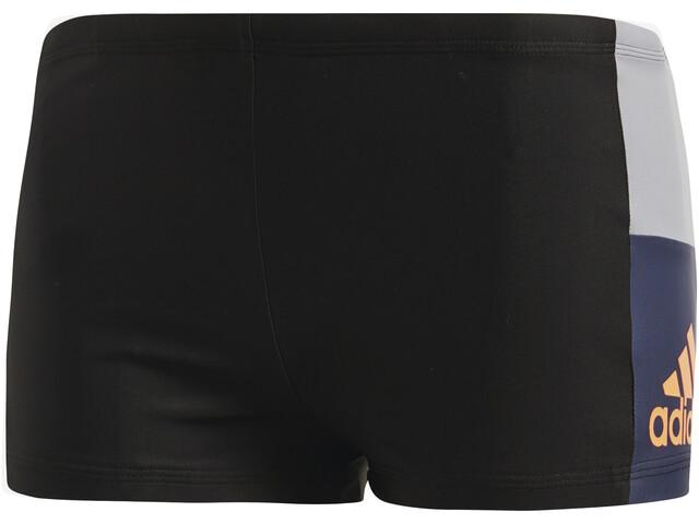 adidas Fitness Colourblock 3 Stripes Boxer Men Black/Hi-Res Orange